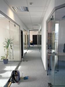 Накратко за услугата почистване на офиси