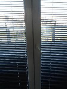 Измиване на прозорци и щори