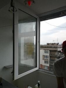 почистване, прозорци