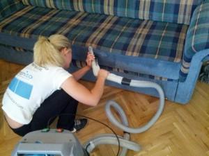 Пране на мека мебел – подробности