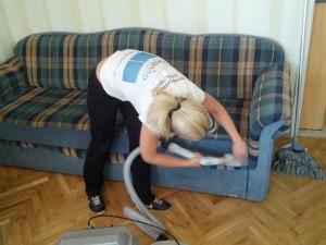 почистване, пране